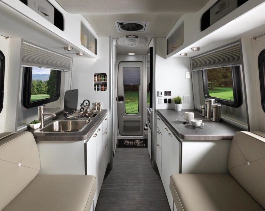 Airstream launches Nest, its first-ever fiberglass camper, for under
