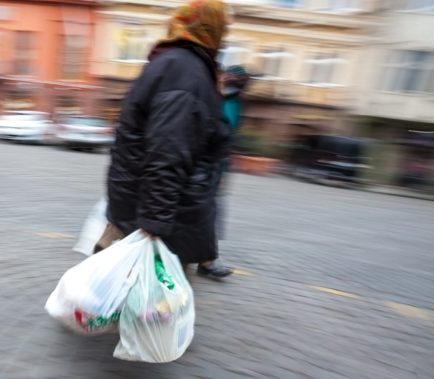 An end for plastic shopping bags in NY ?