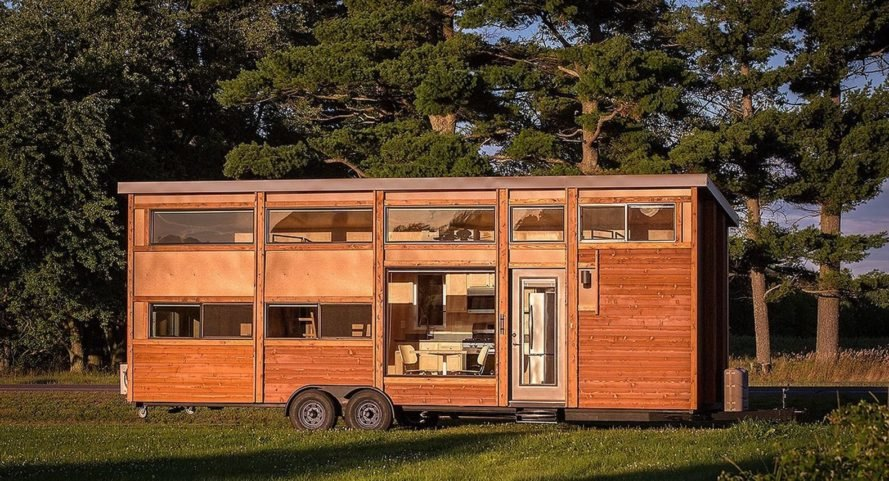 Tiny home, tiny house, architecture, design, Escape Traveler, Traveler XL, Traveler XL by Escape Traveler
