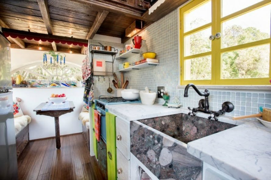 Tiny Home with Pizza Oven « Inhabitat – Green Design, Innovation