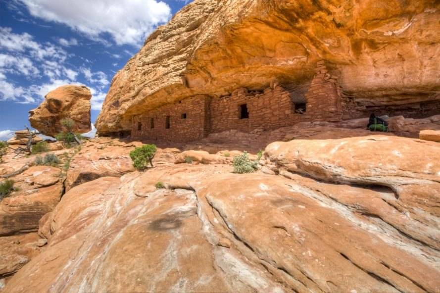 Bears Ears, citadel, citadel at Bears Ears, ruins, ruins at Bears Ears