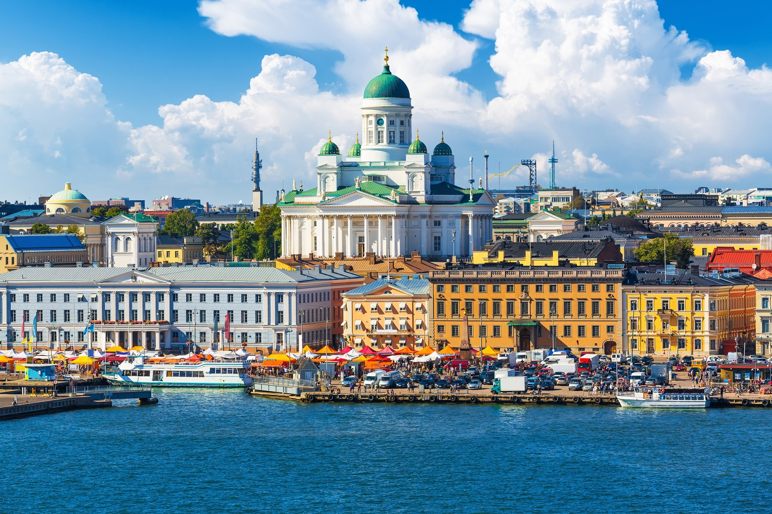 Finland's two-year universal basic income experiment is coming to an end