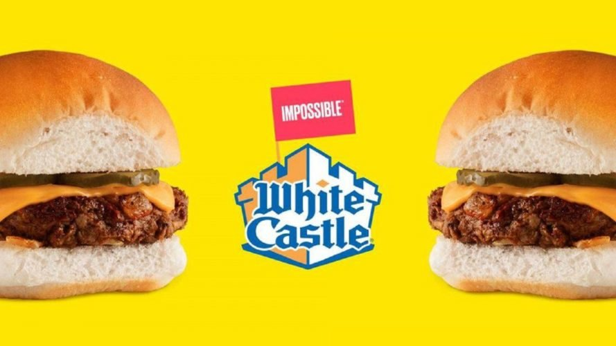 impossible foods, white castle, impossible burger, impossible burger at White Castle
