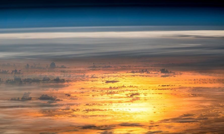 geoengineering, NASA, ISS, clouds, cloud