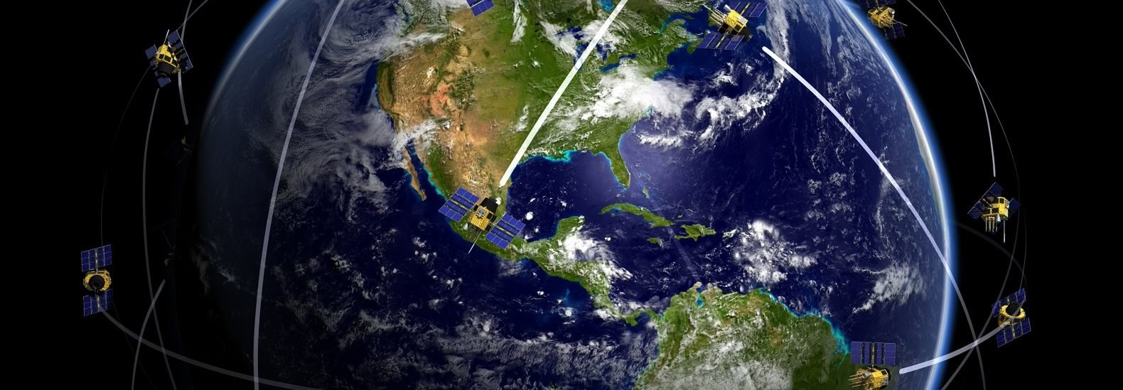 Bill Gatesbacked Startup Will Give You Realtime Video Of Nearly - Real time satellite map