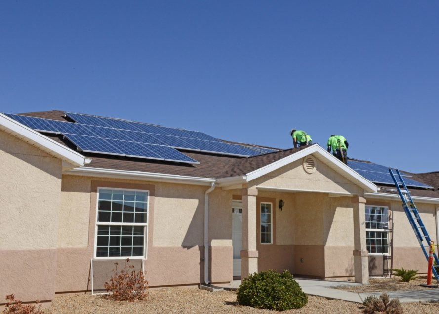 California To Become The First Us State To Require Solar