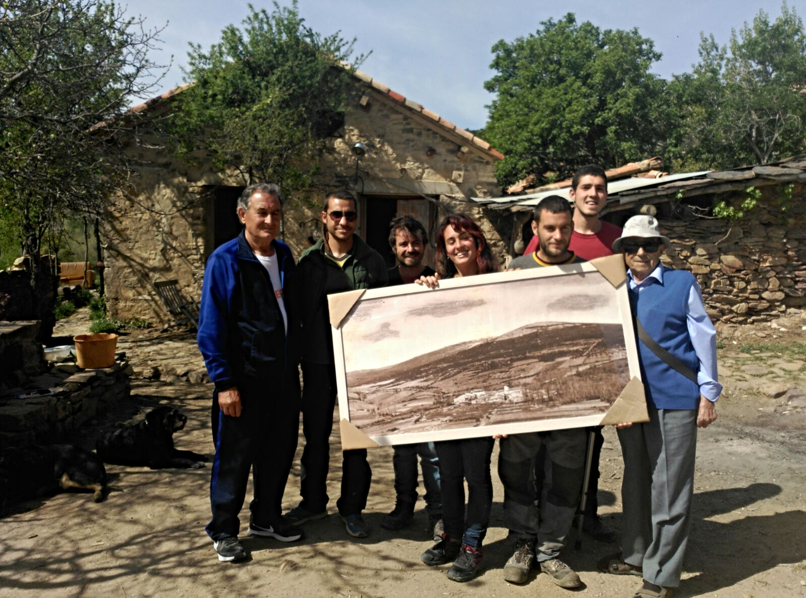 Eco-group faces imprisonment after reviving an abandoned Spanish village