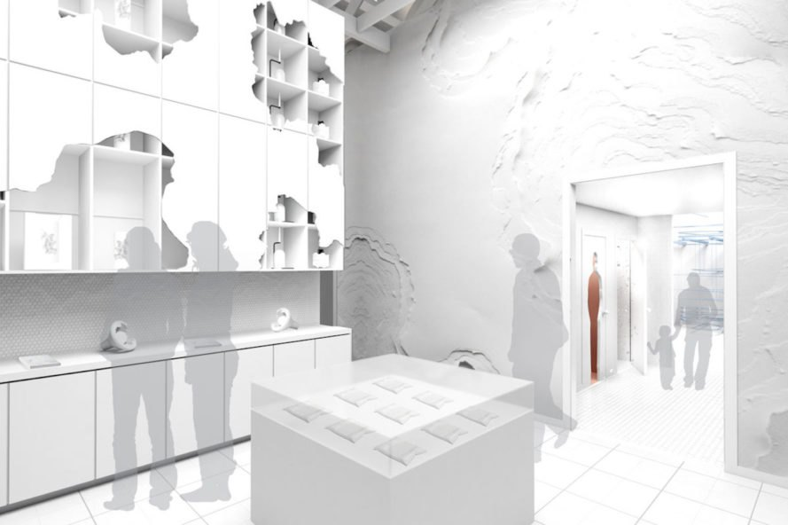 Interior Fun House by Snarkitecture