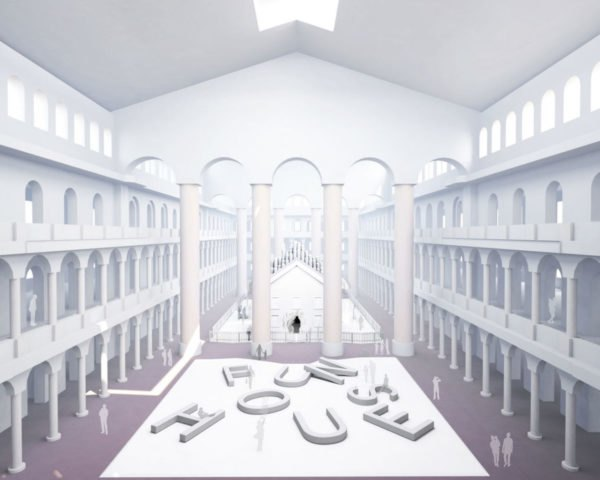 Great Hall Fun House by Snarkitecture