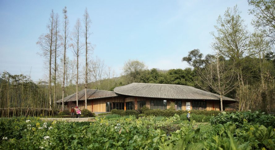 Daoming In Bamboo by Archi-Union Architects