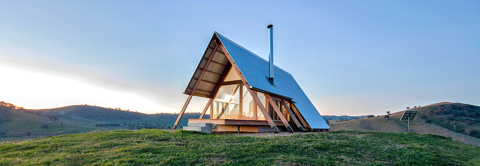 This tiny cabin in Australia lets you go off-grid in style