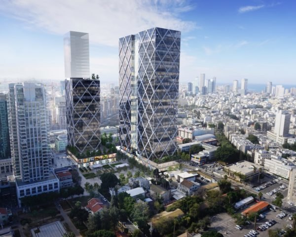 LEED Platinum seeking Landmark TLV