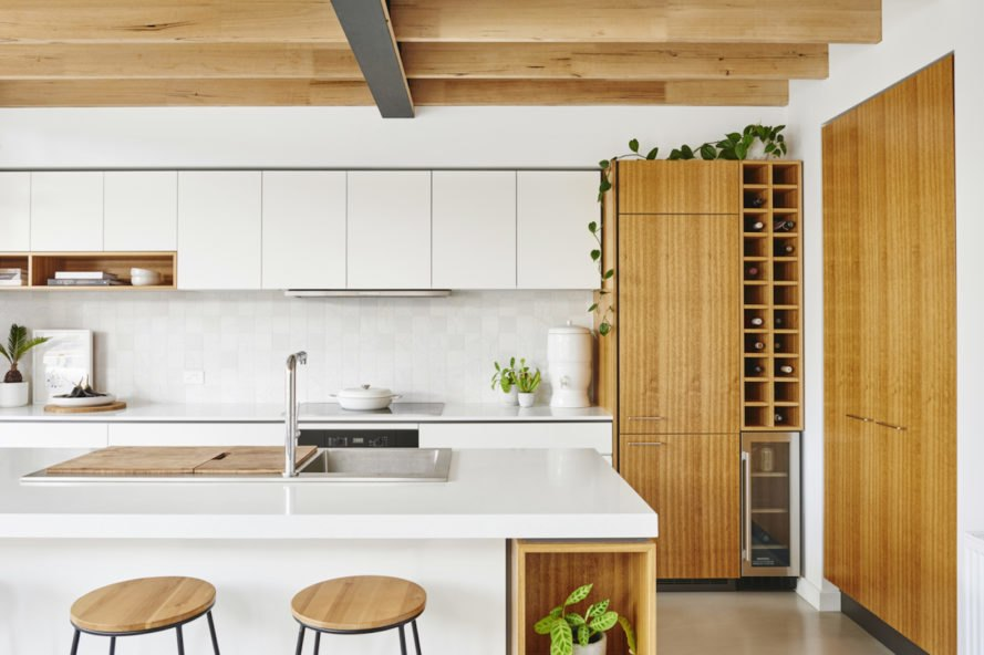 Cosentino countertops Melbourne Vernacular by Altereco Design