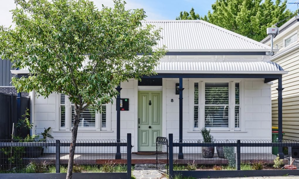 hundred year old worker s cottage transformed into an eco conscious home inhabitat green. Black Bedroom Furniture Sets. Home Design Ideas