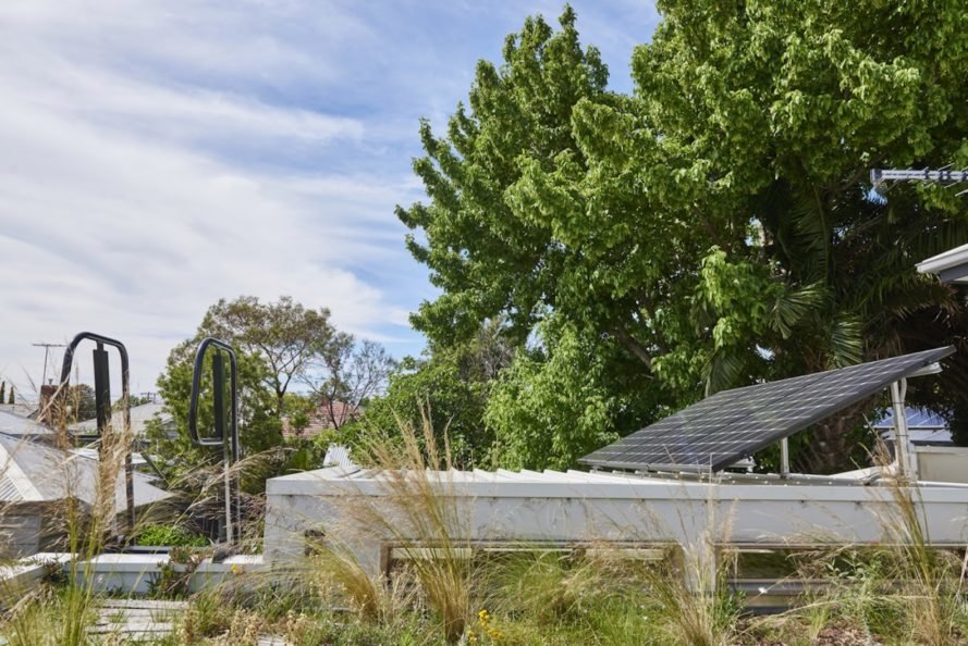 green roof Melbourne Vernacular by Altereco Design