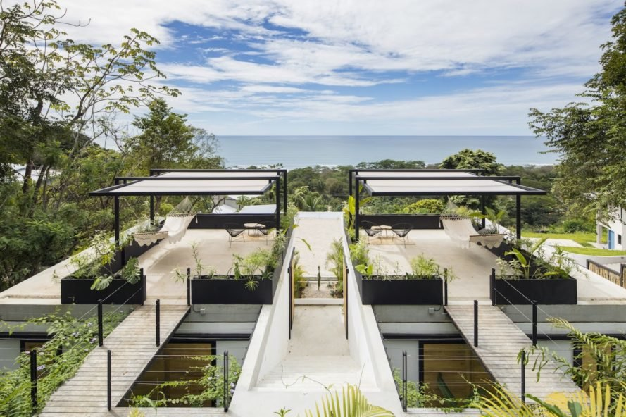 roof terrace Mint Santa Teresa by Studio Saxe