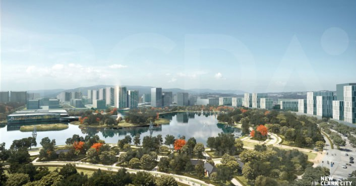 The Philippines envisions a green smart city to combat pollution in