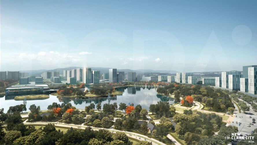 The Philippines envisions a green smart city to combat