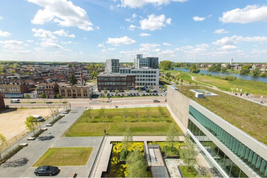 Sustainable civic architecture Venlo City Hall by Kraaijvanger Architects
