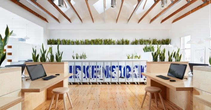 photo image Eco-conscious Birkenstock HQ in Melbourne targets carbon-neutral status