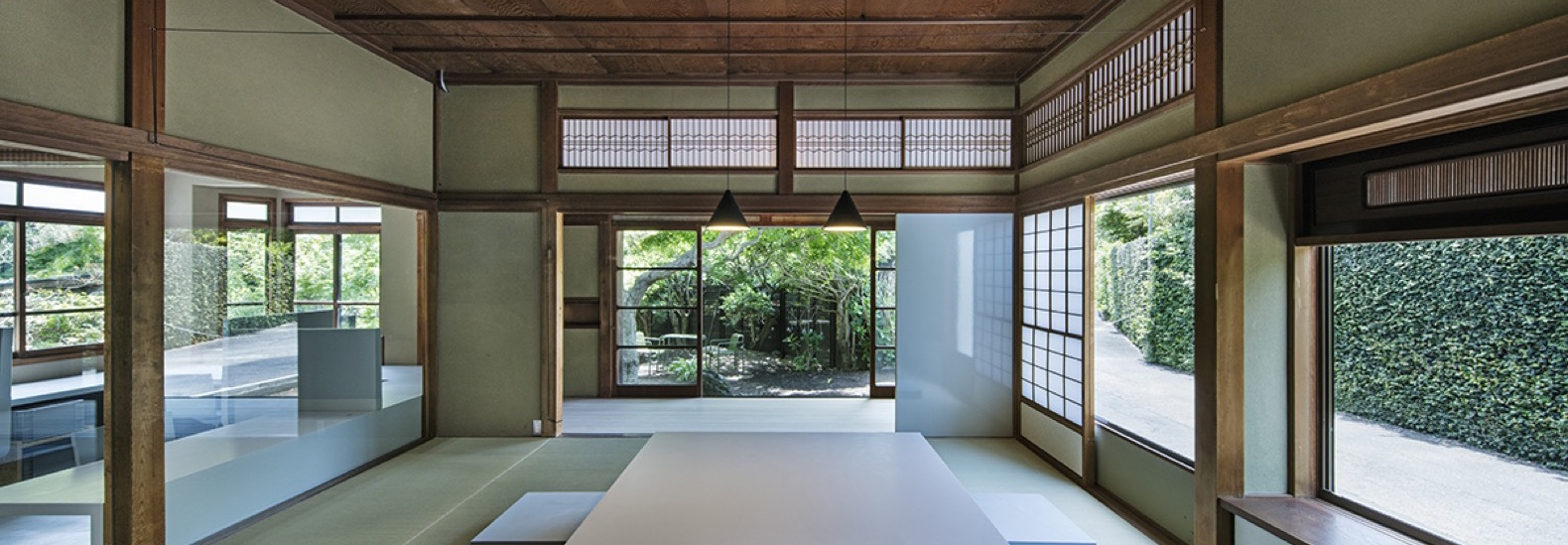 Schemata Architects Weaves Modern Design Into A Traditional Japanese House,Law And Order Svu Design