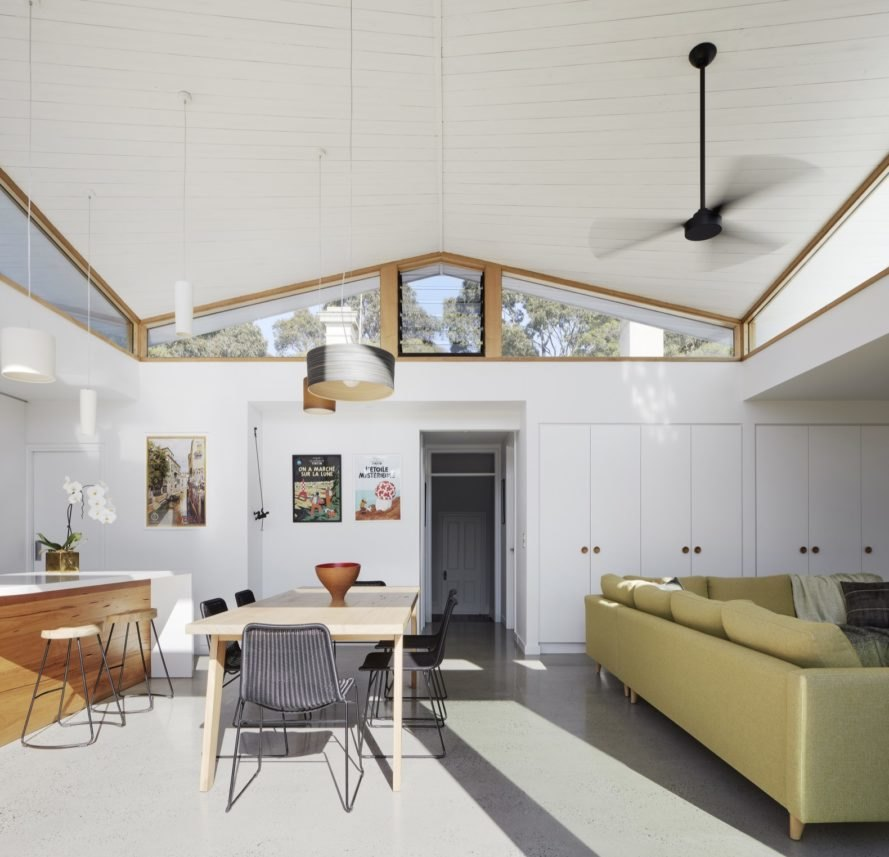An Energy Efficient Extension In Melbourne Captures The Owners