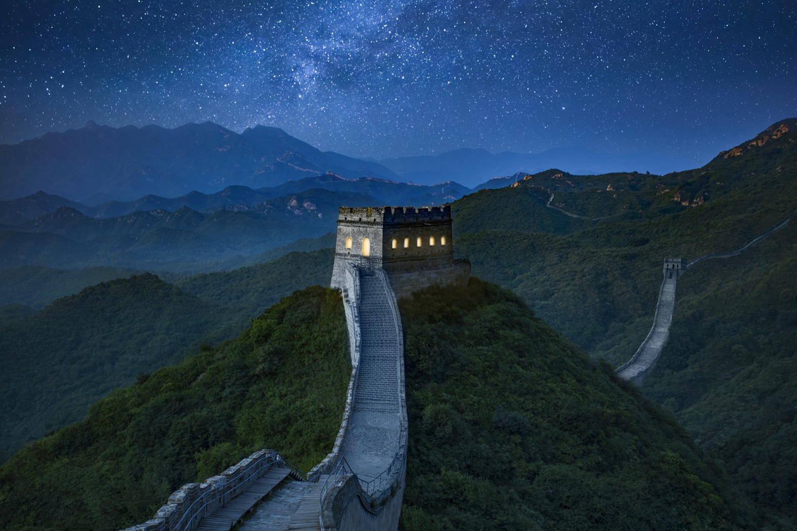Here's your chance to stay at the first Airbnb on the Great Wall of China