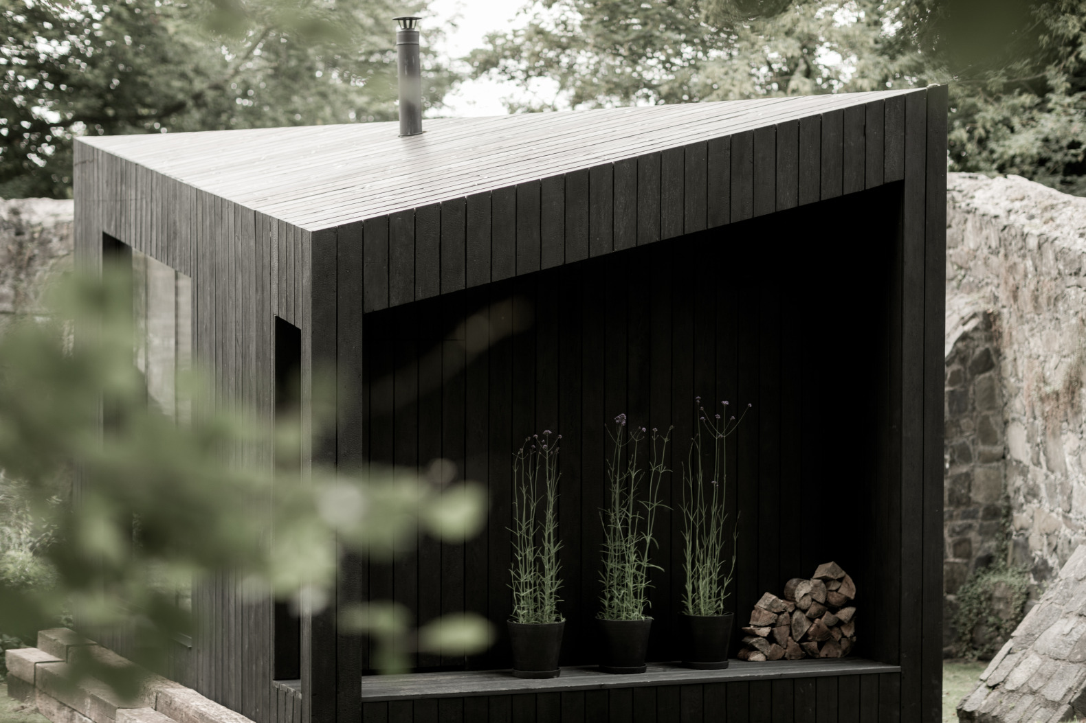 Tiny Home Designs: Low-energy, Prefab Tiny Cabins Are Inspired By