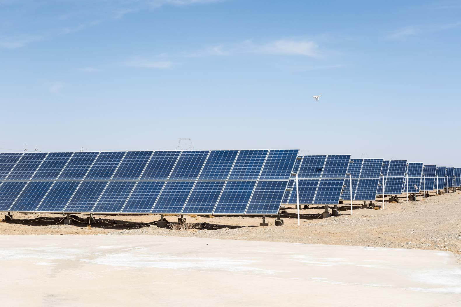 Egypt set to open its first solar farm - and it's the largest in the world
