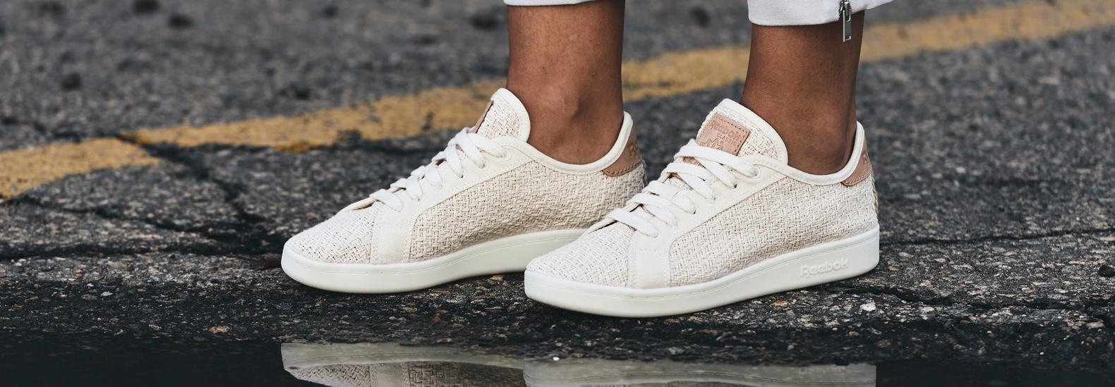 a737e8941cb Reebok develops plant-based sneakers made of cotton and corn