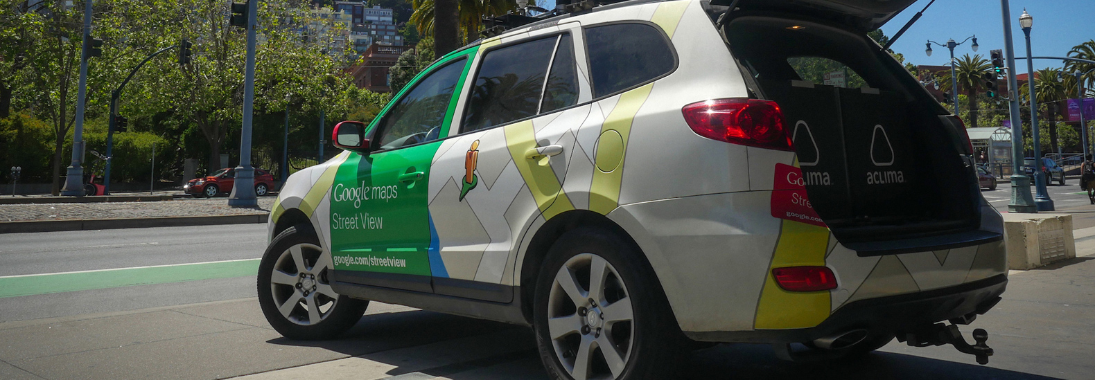 Google Street View Cars Will Map Air Pollution In Cities Worldwide