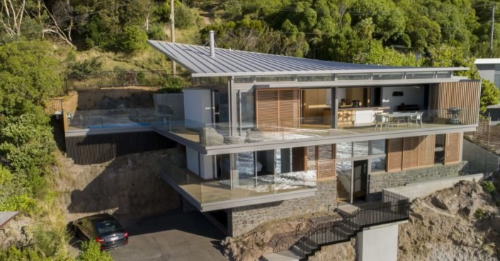 Eco-friendly Scarborough Home is designed to follow the sun