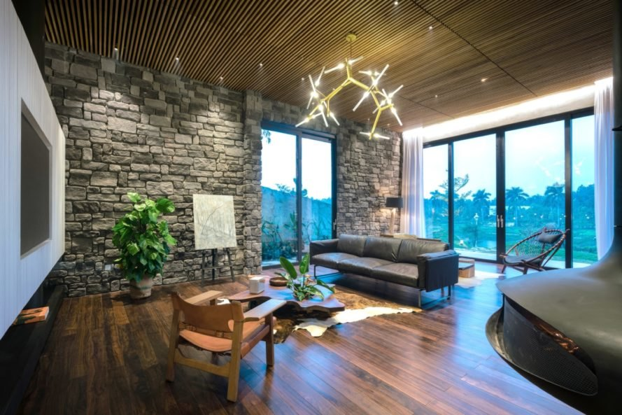 Nature Inspired Teak House Welcomes Vietnam S Forests Indoors