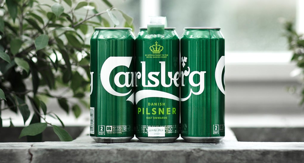 Carlsberg To Swap Plastic 6 Pack Rings For Recyclable Glue