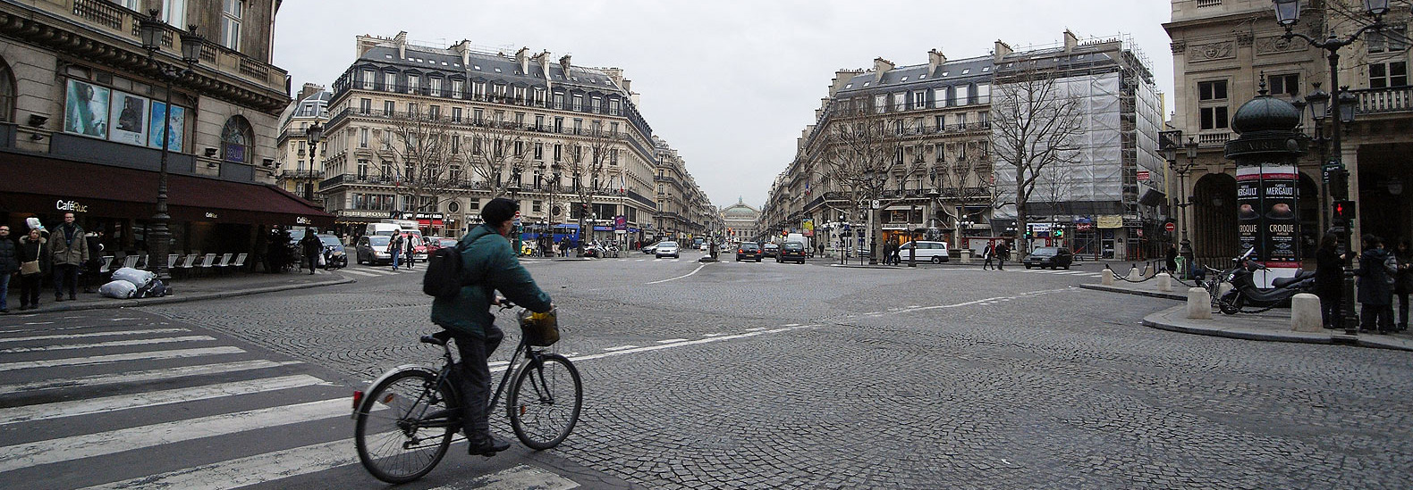 France moves to reshape infrastructure and promote bicycle transportation
