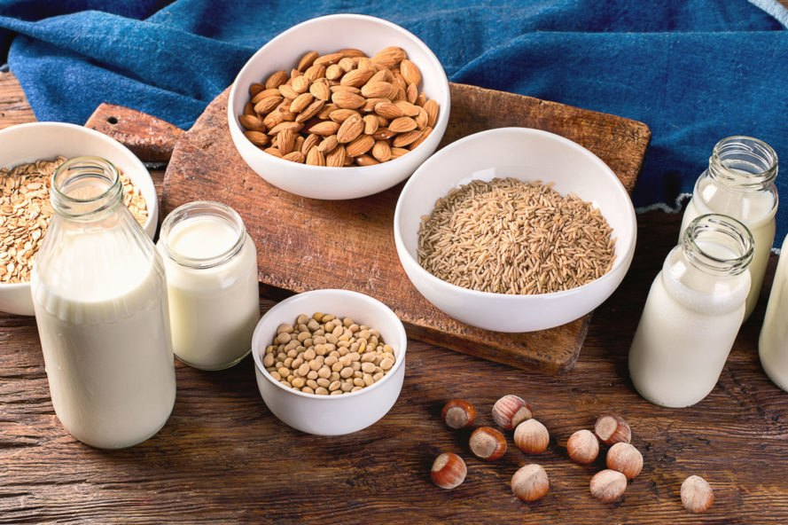 How to choose the healthiest, most sustainable milk alternative
