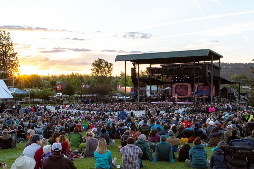 Music festivals and events can set the stage for sustainability