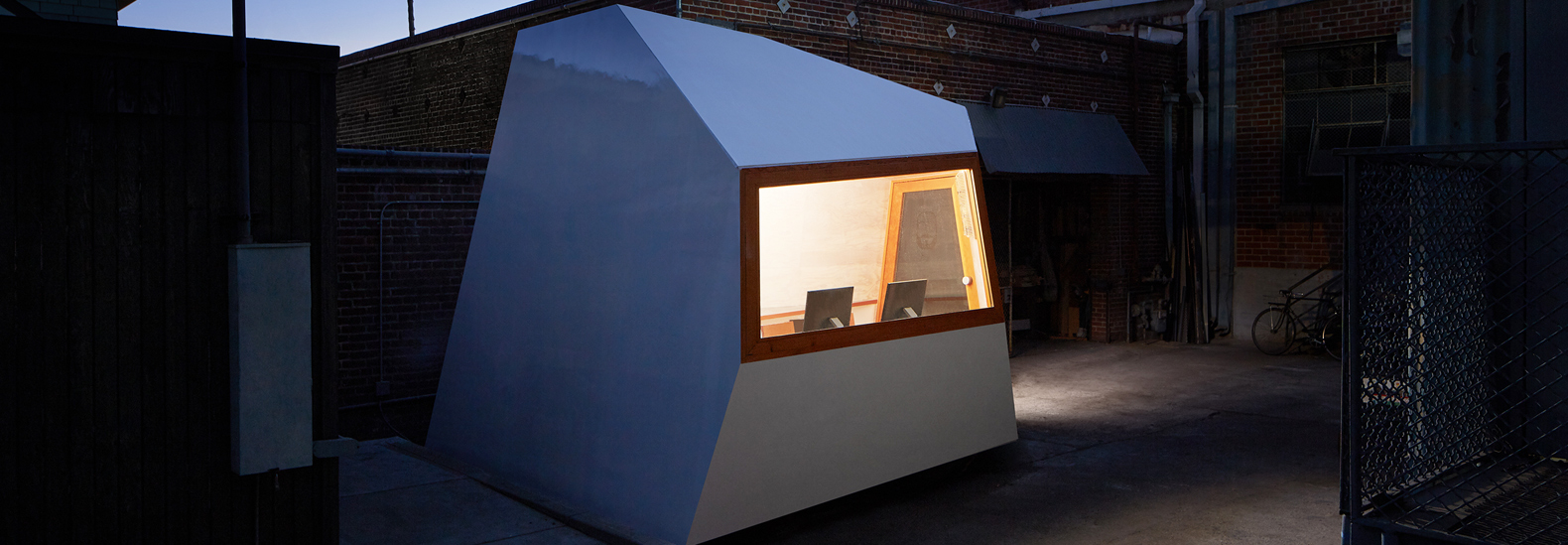 Office Pod Inhabitat