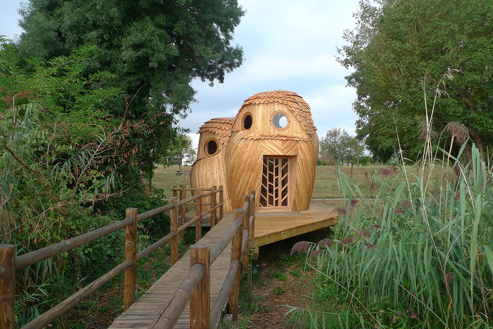 7 tiny homes to get you in the Halloween spirit