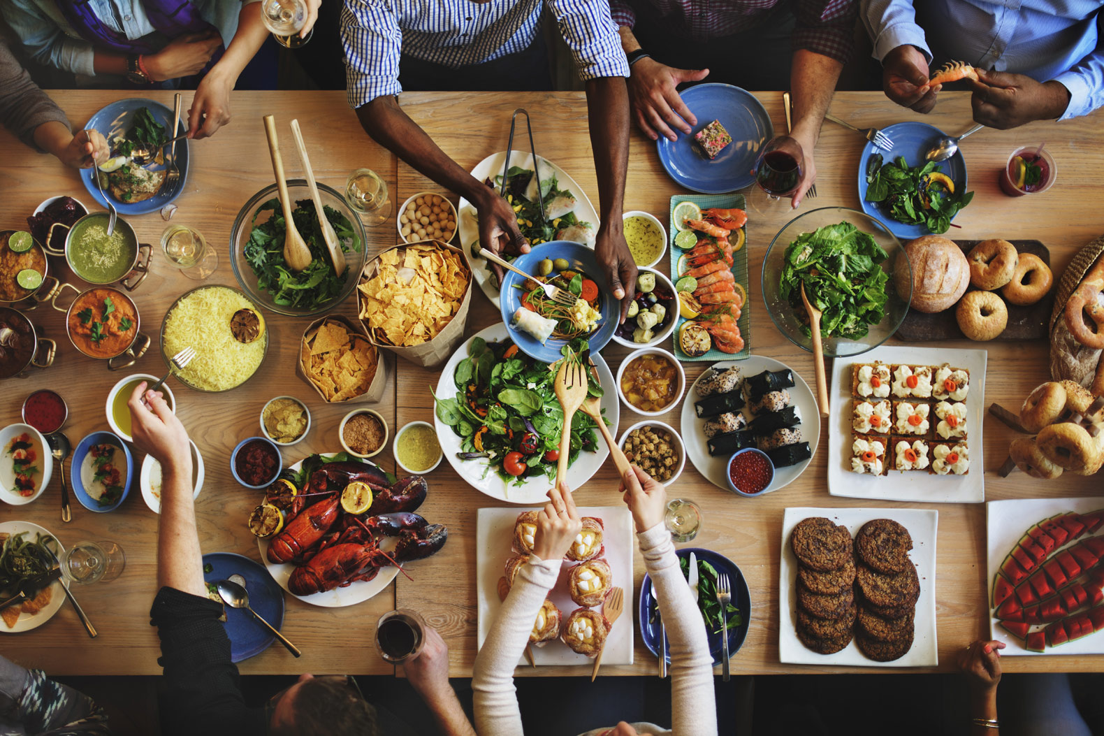 6 tips to reduce your foodprint while dining out