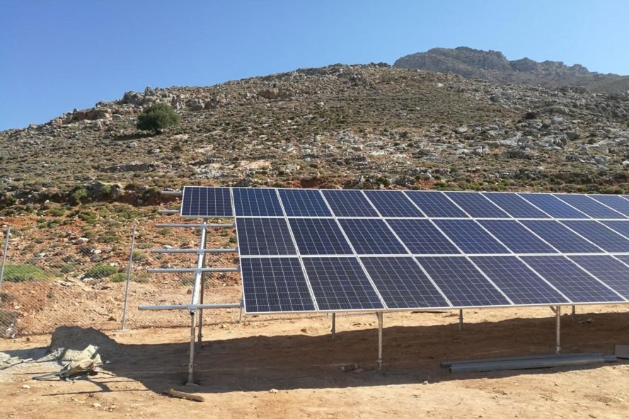 Greek island Tilos is showing the world how to go 100% renewable