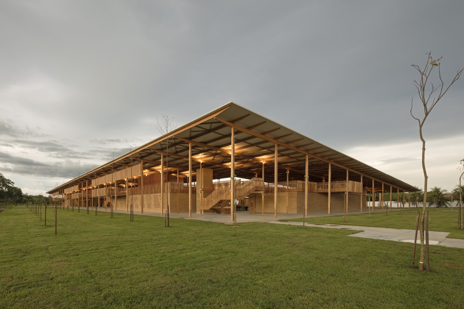 RIBA crowns Children Village in Brazil as the world's best new building