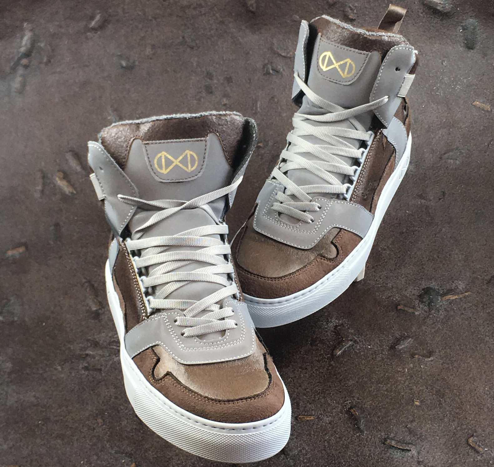 nat-2 creates a completely vegan sneaker made from coffee