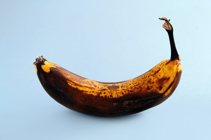 Can You Eat A Banana With Dark Spots? Yes! The Darker The Better!