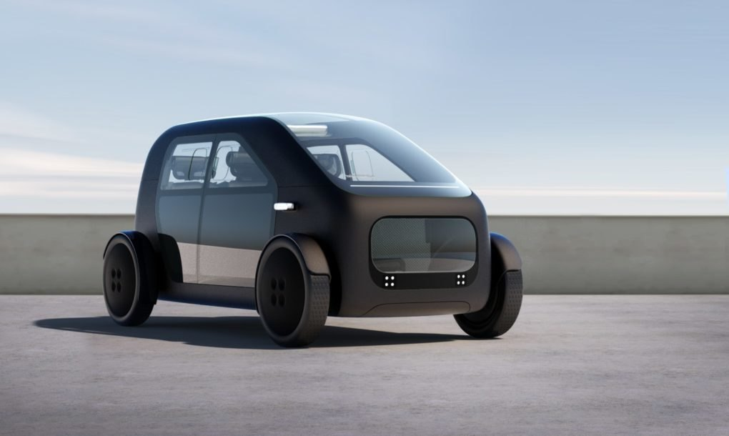 Biomega unveils an affordable, lightweight electric car inspired by minimalism