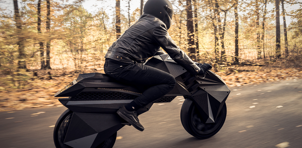 Large scale 3D Printer capable of printing a motorcycle