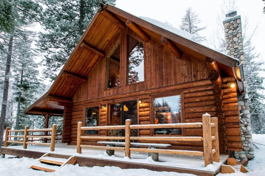 8 cabins that are perfect for a dreamy winter getaway