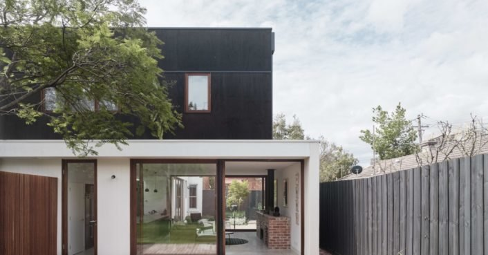 photo image Heritage Melbourne home is reborn as a modern dwelling filled with light and views