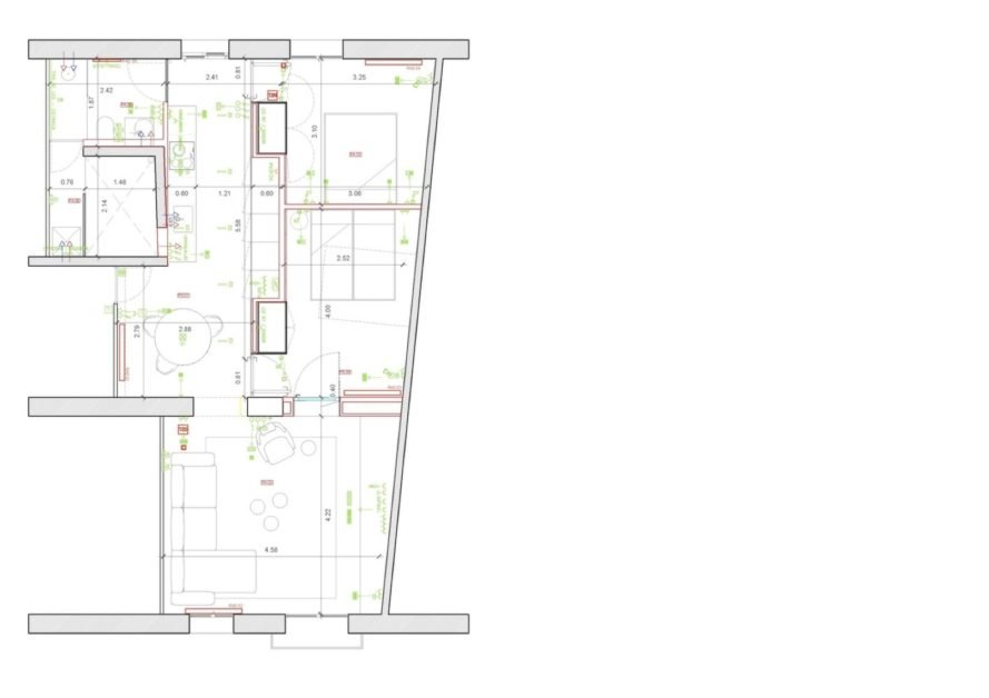 the homes floor plans