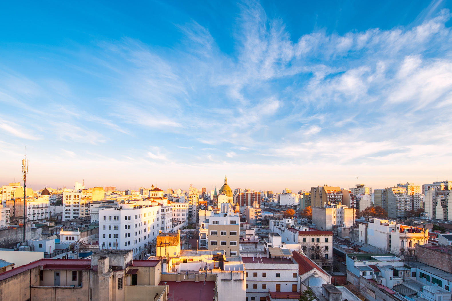 Win a trip for two to Buenos Aires, Argentina!